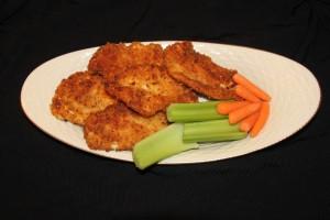 Gluten Free Crispy Chicken Fingers