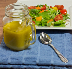Gluten Free Apple Cider Vinaigrette