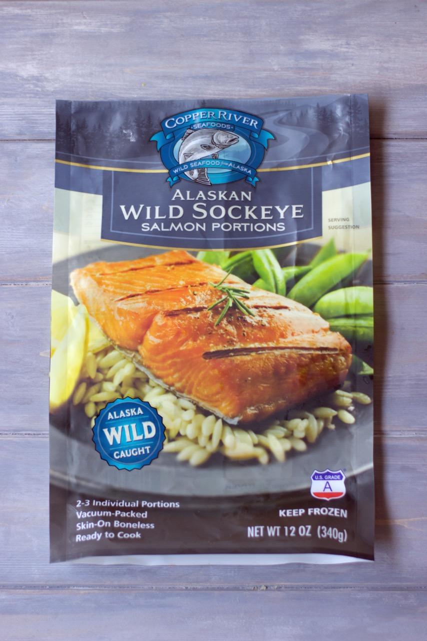 Wild Salmon Cakes