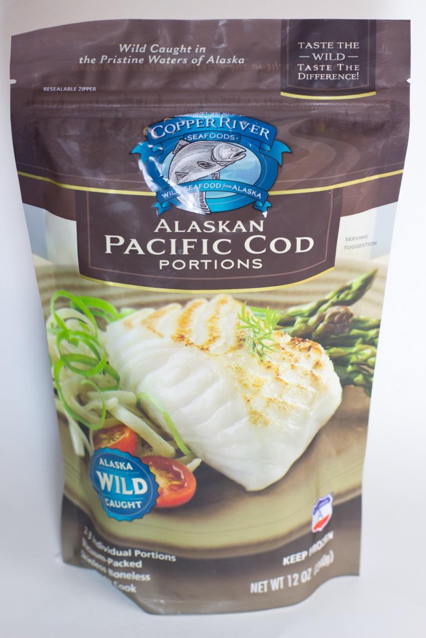 wild cod