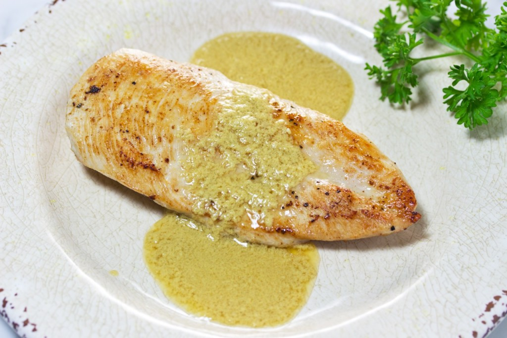 Creamy Mustard Sauce