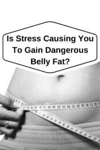 Is Stress Causing You To Gain Dangerous Belly Fat? | health | obesity | stress | weight loss