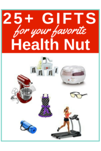 Gift Picks For Your Favorite Health Nut