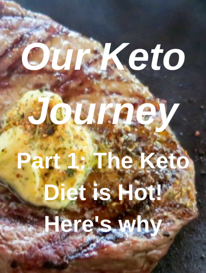 The keto diet is hot! Here's why. | Ketogenic diet | Low-Carb High Fat | LCHF | Let's take a 10,000-foot view of the ketogenic diet and examine what it is and how it affects disease, brain fog, and weight loss.