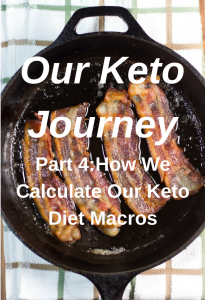 Our Keto Journey Part 4: How We Calculate Our Keto Diet Macros