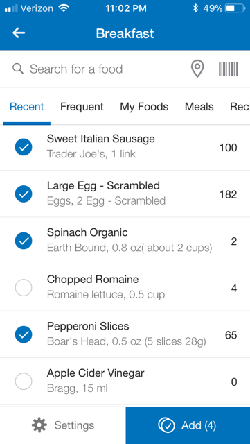 How To Use The MyFitnessPal App On Your Mobile Device