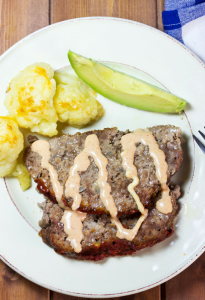 Low Carb Meatloaf With A Delicious Twist