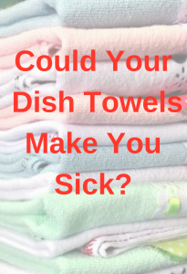 Could Your Dish Towels Make You Sick?