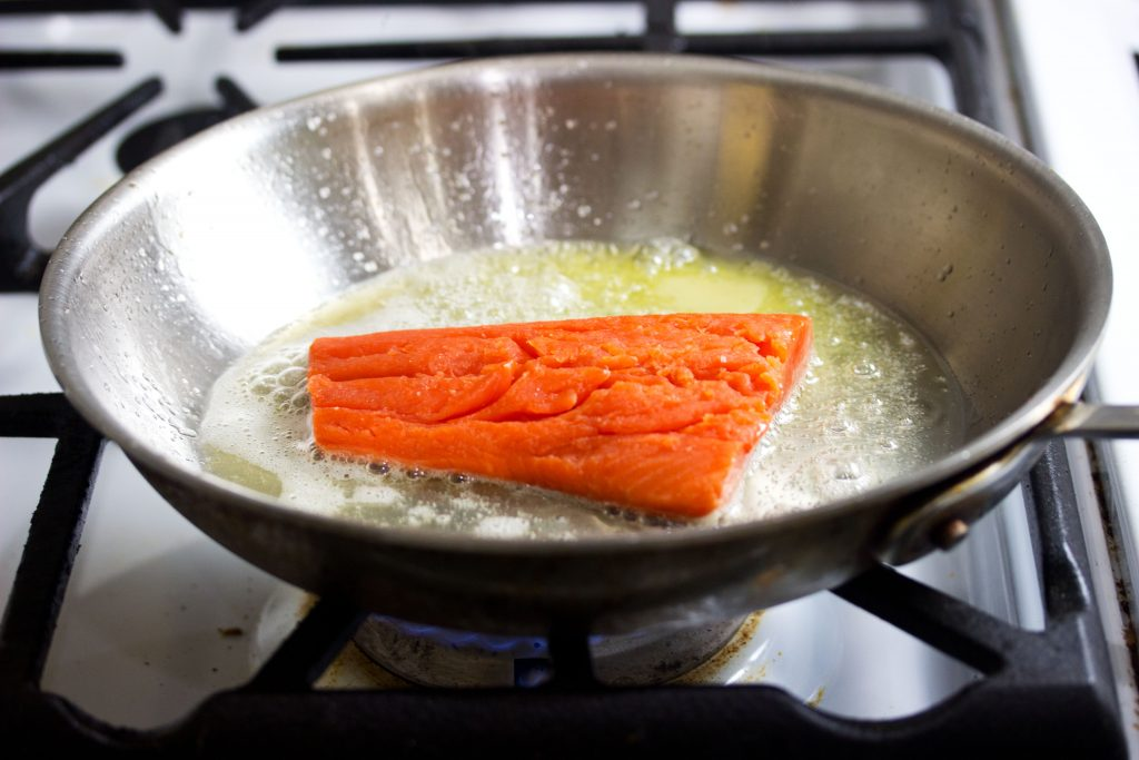 keto low-carb salmon