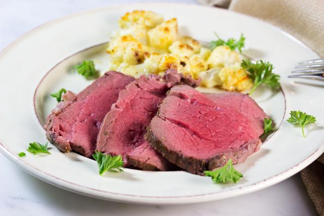 châteaubriand roast
